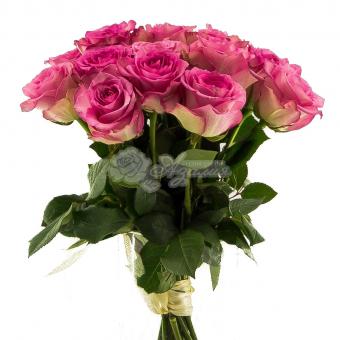 Букет из 15 Эквадорских роз